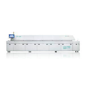 HTS1202 12 Zone Lead Free Reflow Oven