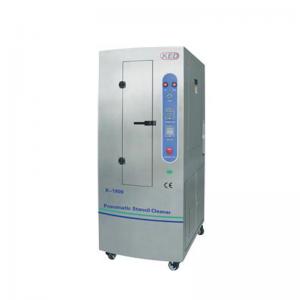 KEDTech K-1800 Pneumatic Stencil Cleaning Machine