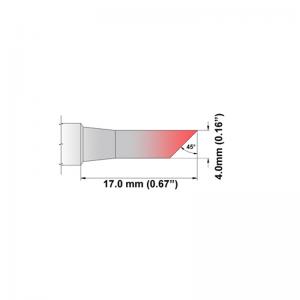 Thermaltronics K Series Tip Cartridges KxxBV040