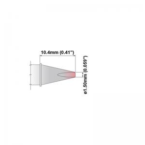 Thermaltronics K Series Tip Cartridges KxxCH015