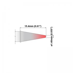 Thermaltronics K Series Tip Cartridges KxxCS014
