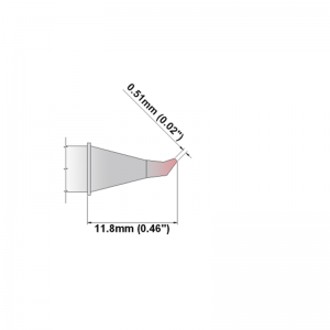 Thermaltronics K Series Tip Cartridges KxxSB005