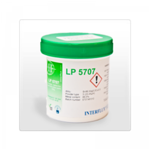 Interflux No-Clean Solder Paste LP 5707