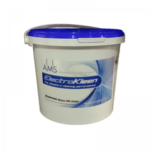 Powerwash Wipes bucket 200