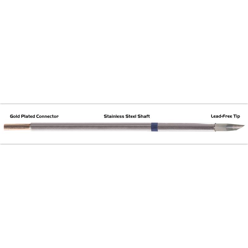 M6ds525 Thermaltronics Soldering Tip Hoof 60 176 3 3mm Smtc