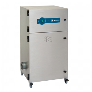 Purex Alpha dust 400 fume exraction unit