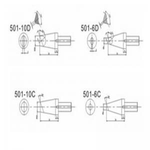 Quick 501 soldering tips