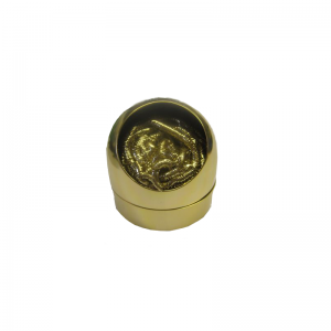 Solder Tip Brass Curls Cleaner with Holder