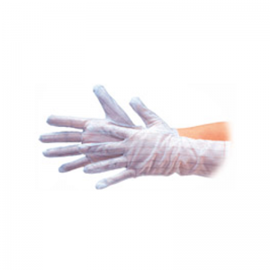 Polyester ESD Safe Gloves