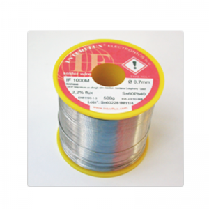 Interflux Leaded Solder Wire IF1000M