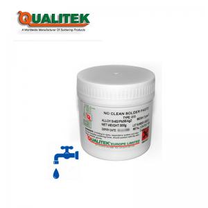 Qualitek 775-2 Water Soluble Solder Paste