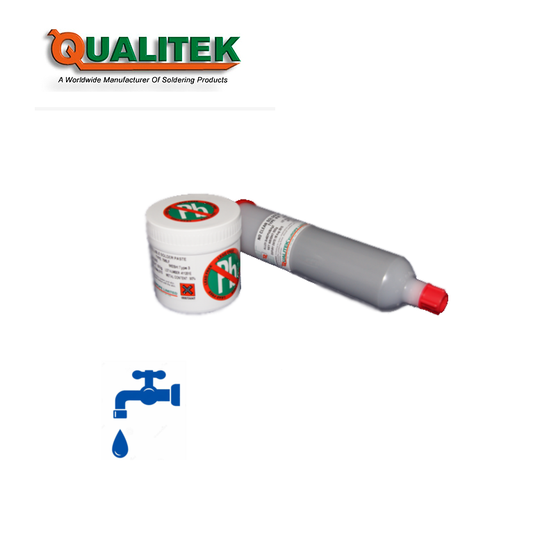 Qualitek 798 Water Soluble Solder Paste