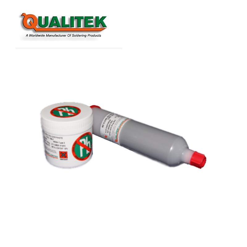 Qualitek 862 Lead Free Solder Paste