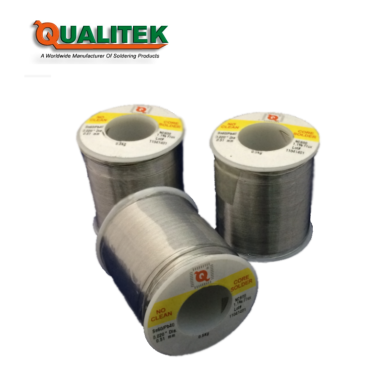 Qualitek Solder Wire NC600 Tin Lead NC 600 | Advanced Manufacturing ...