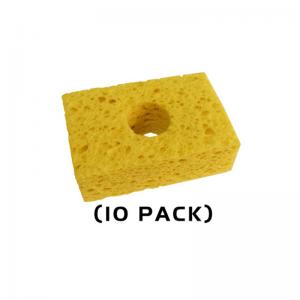Thermaltronics Yellow Sponge 10 Pack - SPG-10