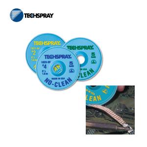 Techspray No Clean Desolder Braid