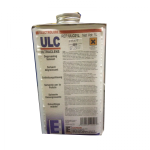 Electrolube ULC 1 Litre degreasing solvent