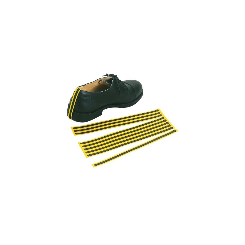 ESD disposable foot straps