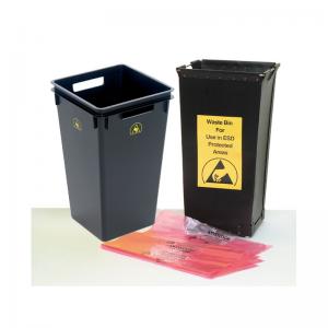ESD waste bins