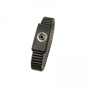 ESD metal wrist strap 10mm adjustable