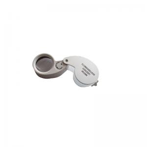 Magnifying eyepiece loupe LED