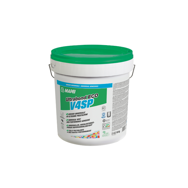 StaticTec Mapei Ultrabond Eco V4SP Conductive adhesive glue light grey